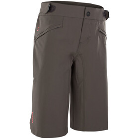 ION Scrub AMP Bike Shorts Women, root brown
